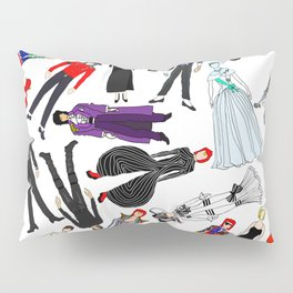 Costume Party 1 Pillow Sham