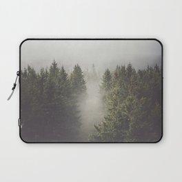 My misty way - Landscape and Nature Photography Laptop Sleeve