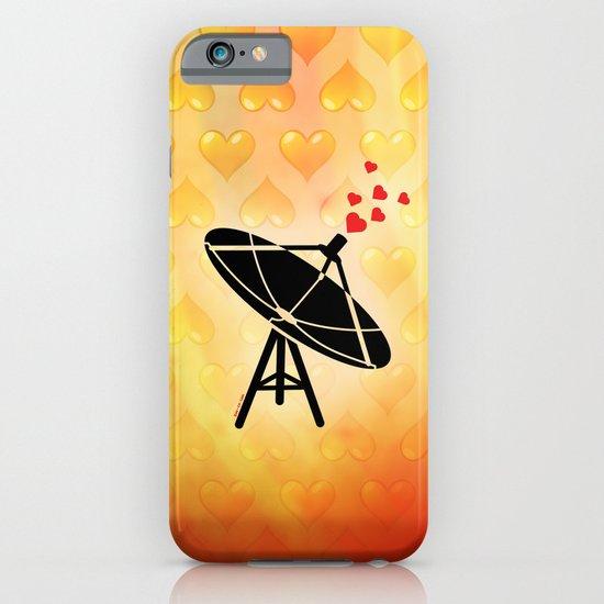 Love Antenna iPhone & iPod Case