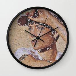 A. F. Outcast Wall Clock