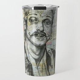 Gypsy Punk Eugene Hütz Travel Mug