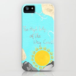 The High Lady of the Day Court (ACOMAF) iPhone Case