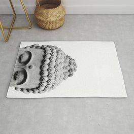 Shy Buddha Rug