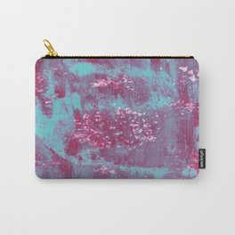 Slab Bloom Carry-All Pouch
