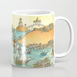 Ship City Coffee Mug