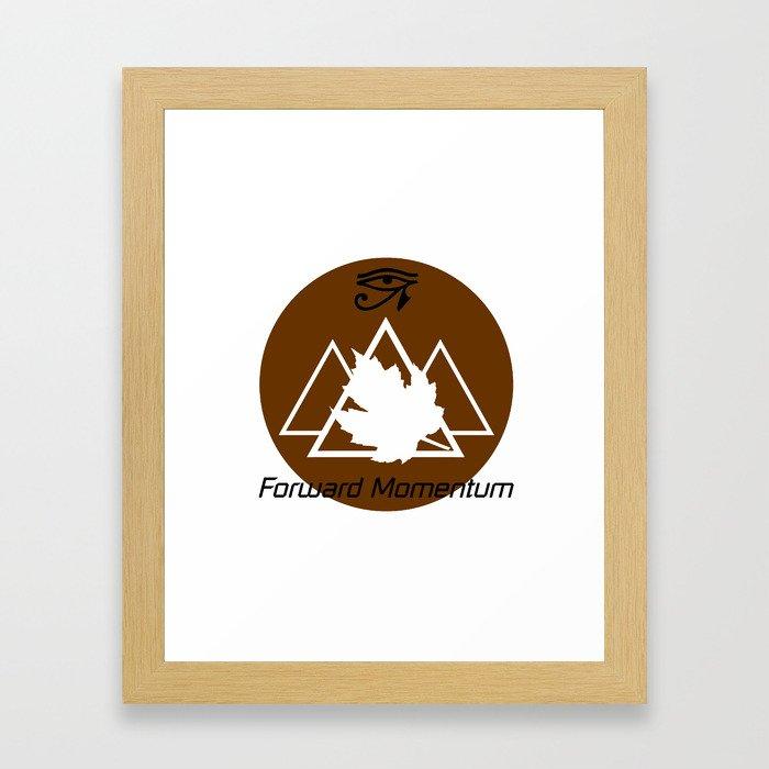 Miles Vorkosigan - Dendarii Mercenary Framed Art Print