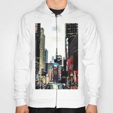 Downtown New York City Hoody