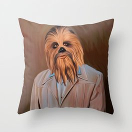 The Chewy Throw Pillow