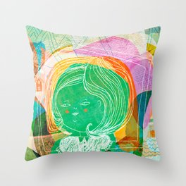 Home With You Throw Pillow