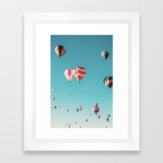 Hot Air Balloon Ride by scissorhaus