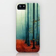 Landscape (colour option) iPhone (5, 5s) Slim Case