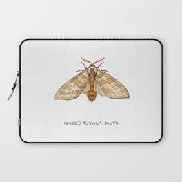 Banded Tussock Moth Laptop Sleeve