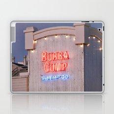 Bubba Gump Laptop & iPad Skin