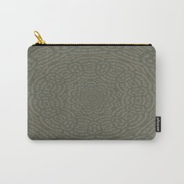 Wind Wave Grunge Abstract Kaeleidoscope Carry-All Pouch