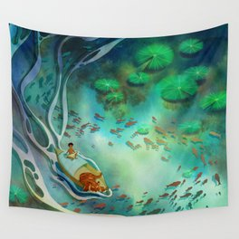 Life of Pi Wall Tapestry