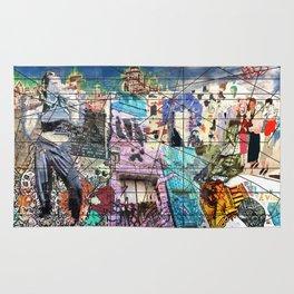European Street Art Rug
