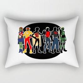 The Original Young Justice Team Rectangular Pillow