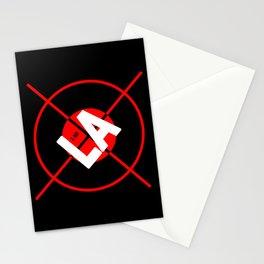 I H8 LA Stationery Cards
