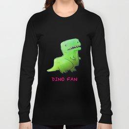 DINO FAN Long Sleeve T-shirt