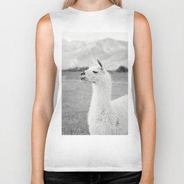 Mountain Llama Biker Tank