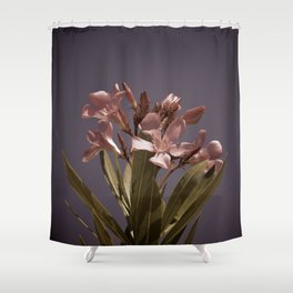 Pretty in Pink Vintage Shower Curtain