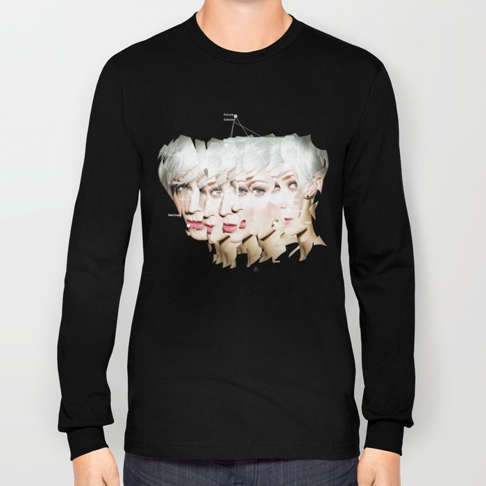 identity 4.3 · expand yourself Long Sleeve T-shirt