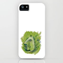 A very good Wolf iPhone Case