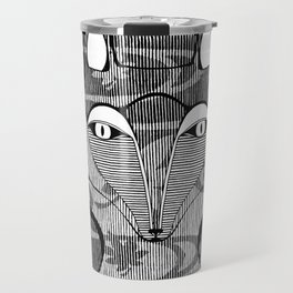 Fox Travel Mug