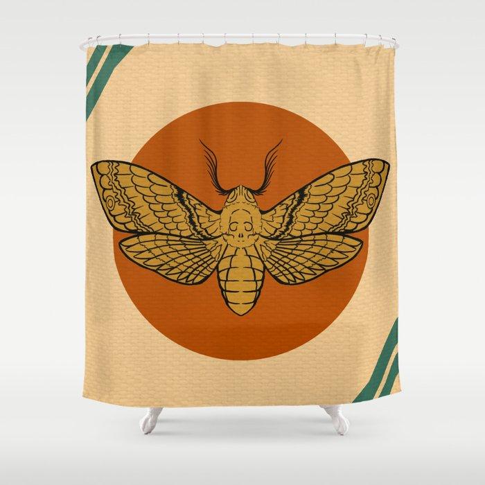 Earthtone Shower Curtains | Society6