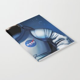 NASA Recruitment Poster /We Need You Notebook