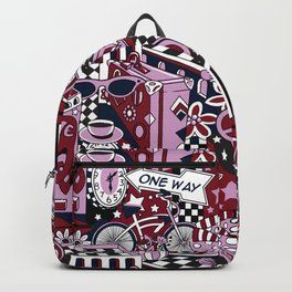 One Way Backpack