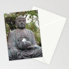 Buddha Statue Stationery Cards