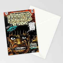 BUCK RETURNS Stationery Cards
