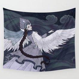 Tsarevna Lebed Wall Tapestry
