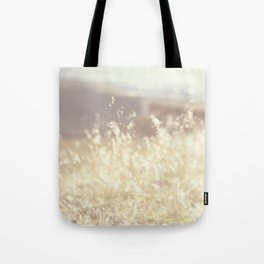 Vintage Wildflowers Tote Bag