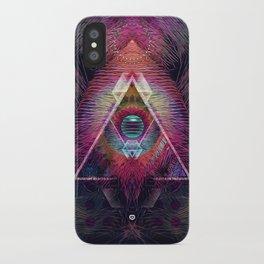 A_ iPhone Case
