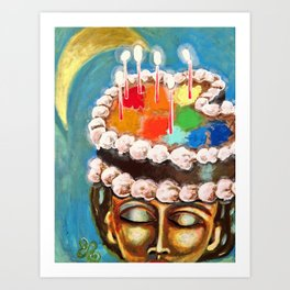 One Sweet Dream Art Print