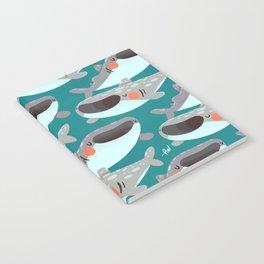 Whale Shark Notebook