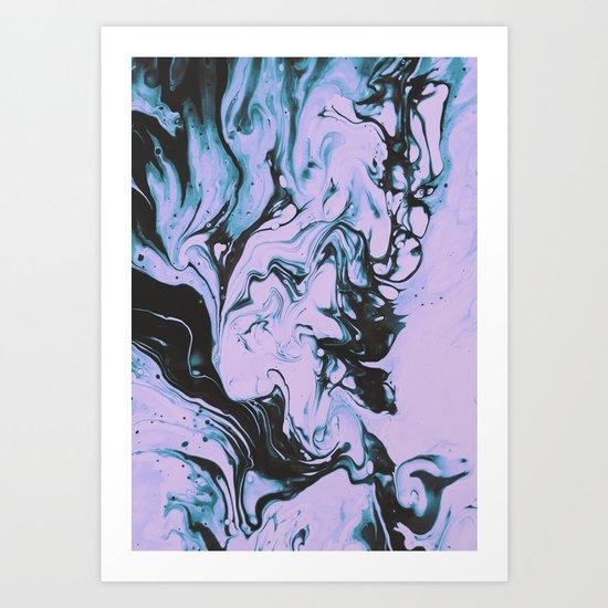 Unrequited Art Print