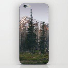 Mt. Adams iPhone Skin