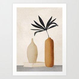 Vase Decoration Art Print