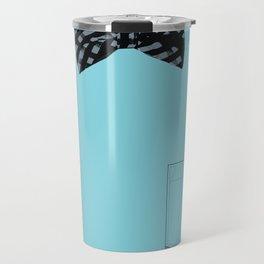 Bow tie and pocket Travel Mug