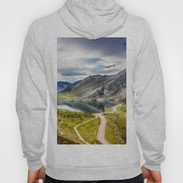 The Lakes of Covadonga, Enol Hoody