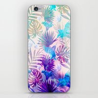 tropical iPhone & iPod Skins featuring TROPICAL  by sametsevincer