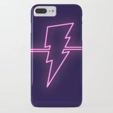 Rad Pink Neon Lightning Slim Case iPhone 7 Plus