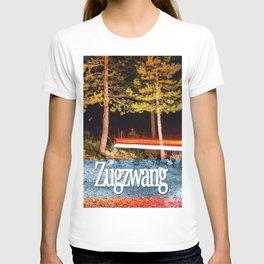 Zugzwang Tail Light Streak T-shirt