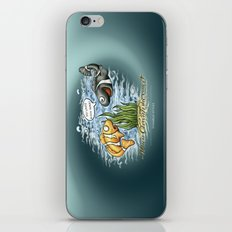 When Clownfishes meet iPhone & iPod Skin