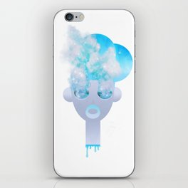Bobble Head/Sky Zombie Star Dream iPhone Skin