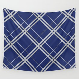 Ravenclaw Argyle Wall Tapestry