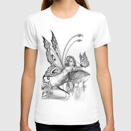 toadstool fairy T-shirt